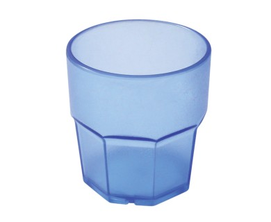 Aštuonkampė stiklinė T280TR