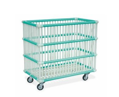 Polipropileno skalbinių vežimėlis 15506